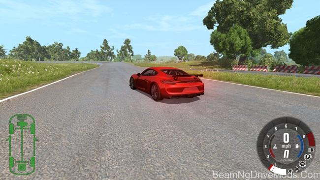 beamng drive porsche cayman gt4 beamng drive mods download. Black Bedroom Furniture Sets. Home Design Ideas