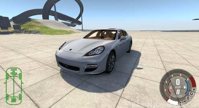 beamng drive porsche panamera beamng drive mods download. Black Bedroom Furniture Sets. Home Design Ideas