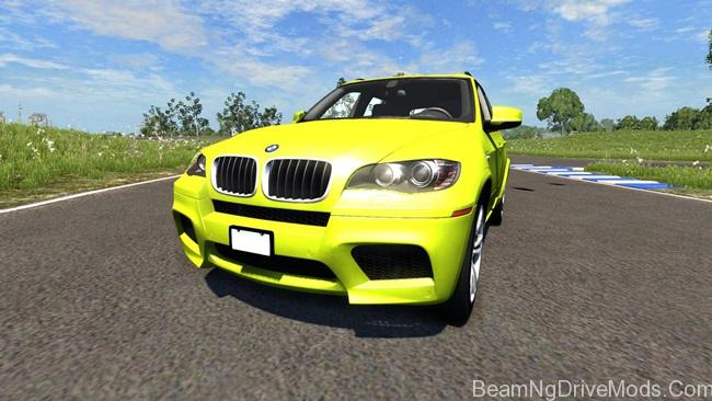 bmw_x5m_yellow