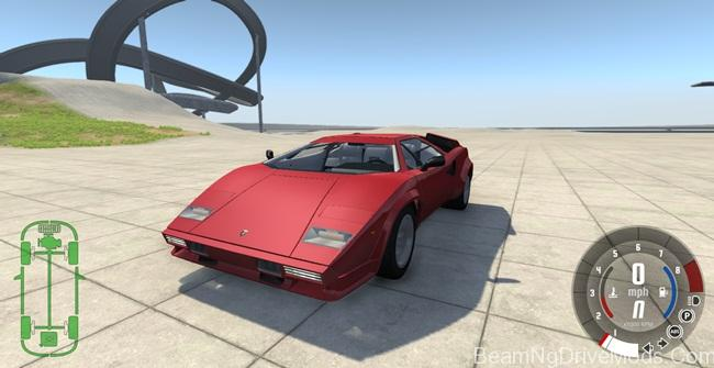 beamng drive lamborghini countach beamng drive mods download. Black Bedroom Furniture Sets. Home Design Ideas