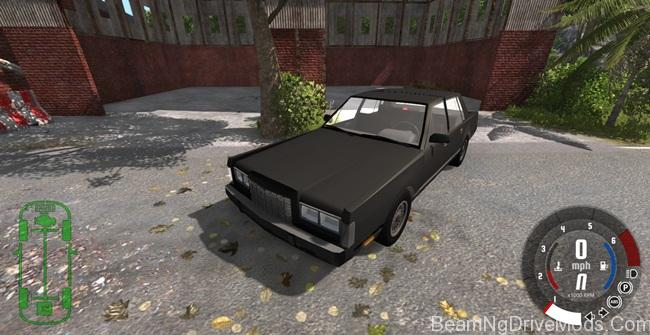 beamng drive lincoln town car mod beamng drive mods download. Black Bedroom Furniture Sets. Home Design Ideas