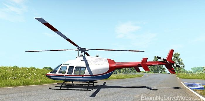 Bell-407-helicoptermod-beamng