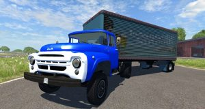 zil_v_with_semi_la_nouvelle_smooth_truck