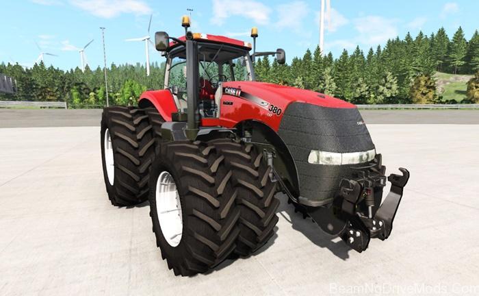 casemagnum-beamng-tractor
