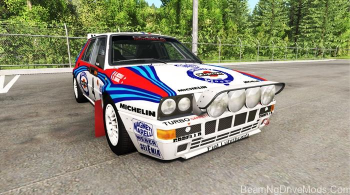 beamng lancia delta 831 hf integrale evo ii v2 0 beamng drive mods download. Black Bedroom Furniture Sets. Home Design Ideas