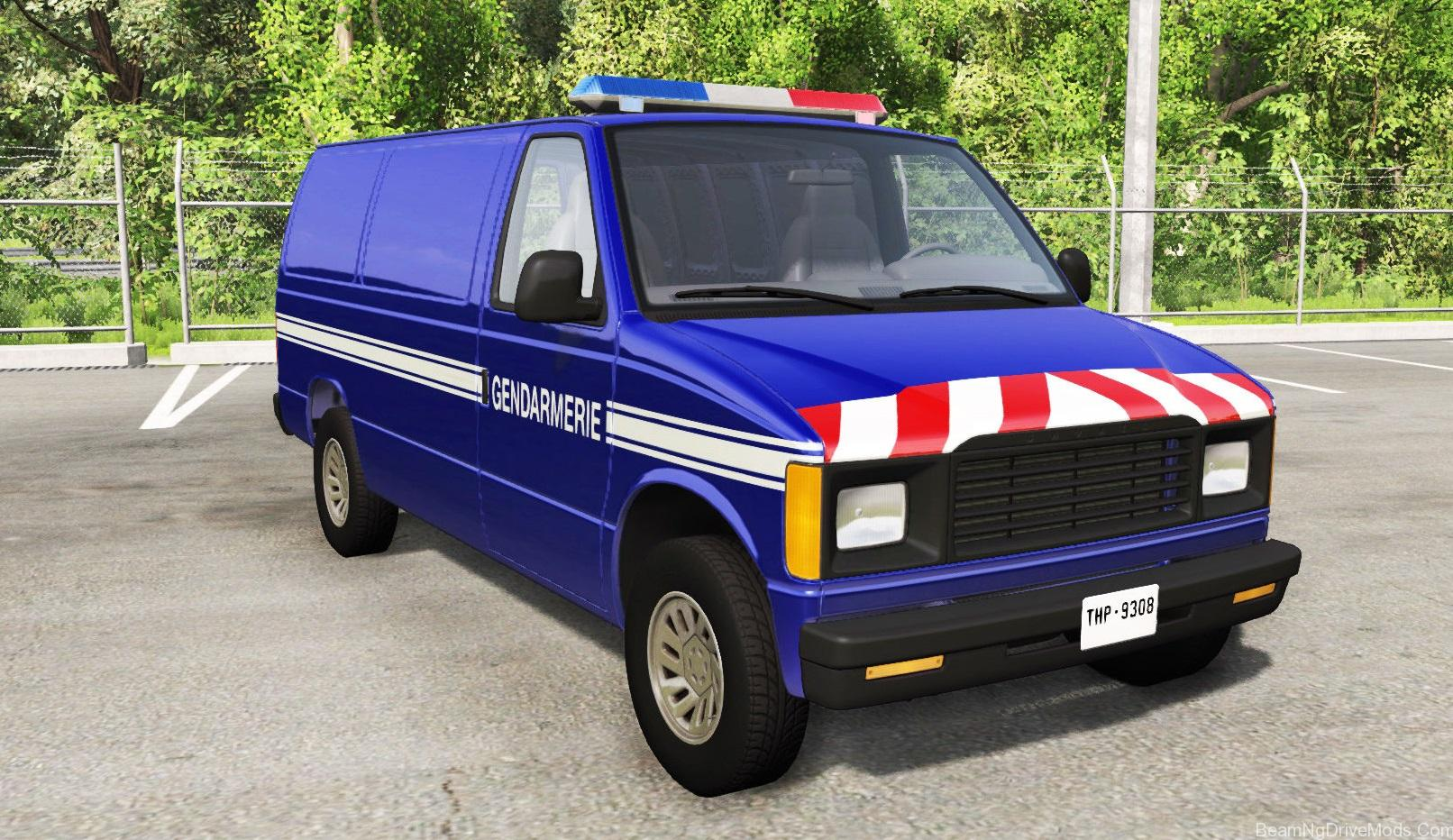 gavril-h-series-police-nationale