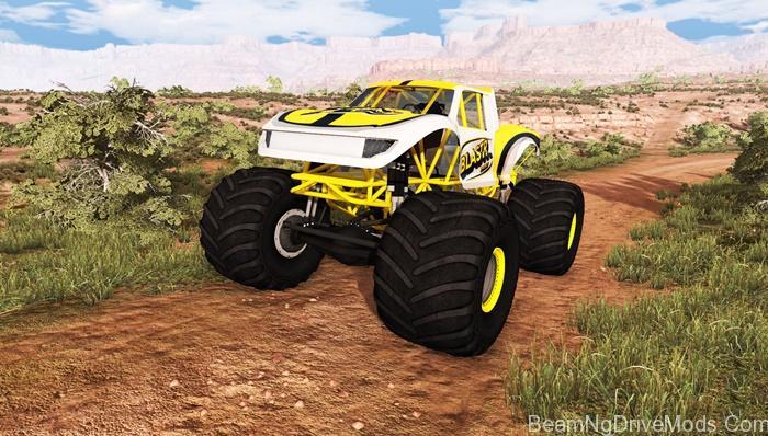crd-monster-truck