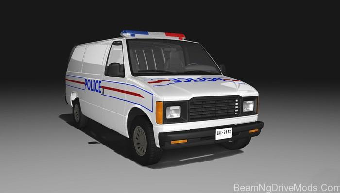 gavril-h-series-police-nationale
