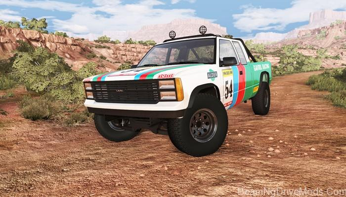gavril-d-series-baja-racer-custom-v066