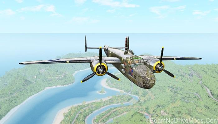 north-american-b-25-mitchell-v51