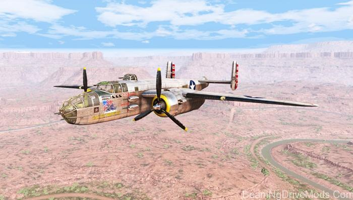 north-american-b-25-mitchell-v52