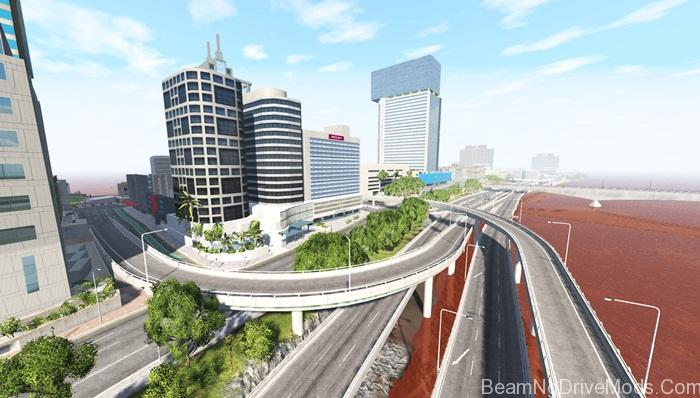 expressway-classic-map