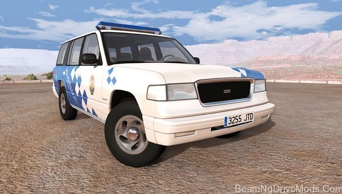 gavril-roamer-spanish-police-v35