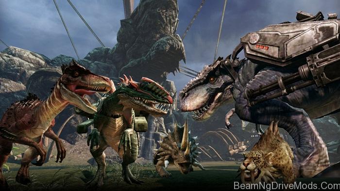 robot-dinosaur-games