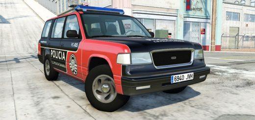 gavril-roamer-spanish-police-v36