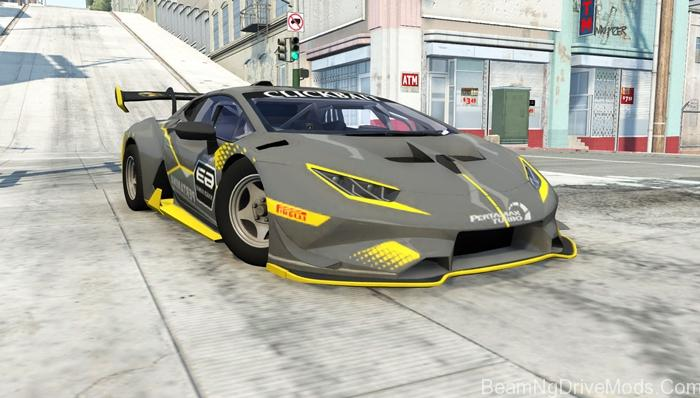 beamng lamborghini huracan lp 620 2 super trofeo evo. Black Bedroom Furniture Sets. Home Design Ideas