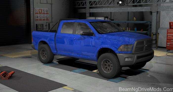 Dodge Ram 1500 Sport >> BeamNG – Dodge Ram 1500 – BeamNG Drive Mods Download