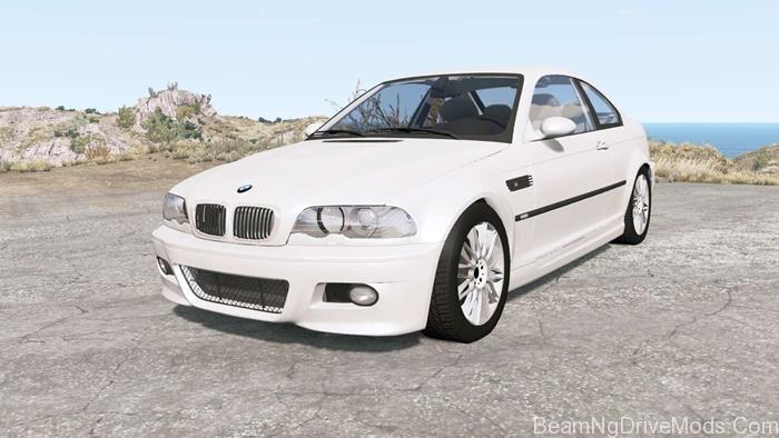 Beamng Bmw M3 Coupe E46 2001 Beamng Drive Mods Download
